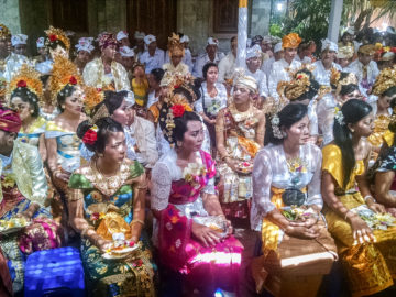 A Lucky Look Inside Balinese Traditions
